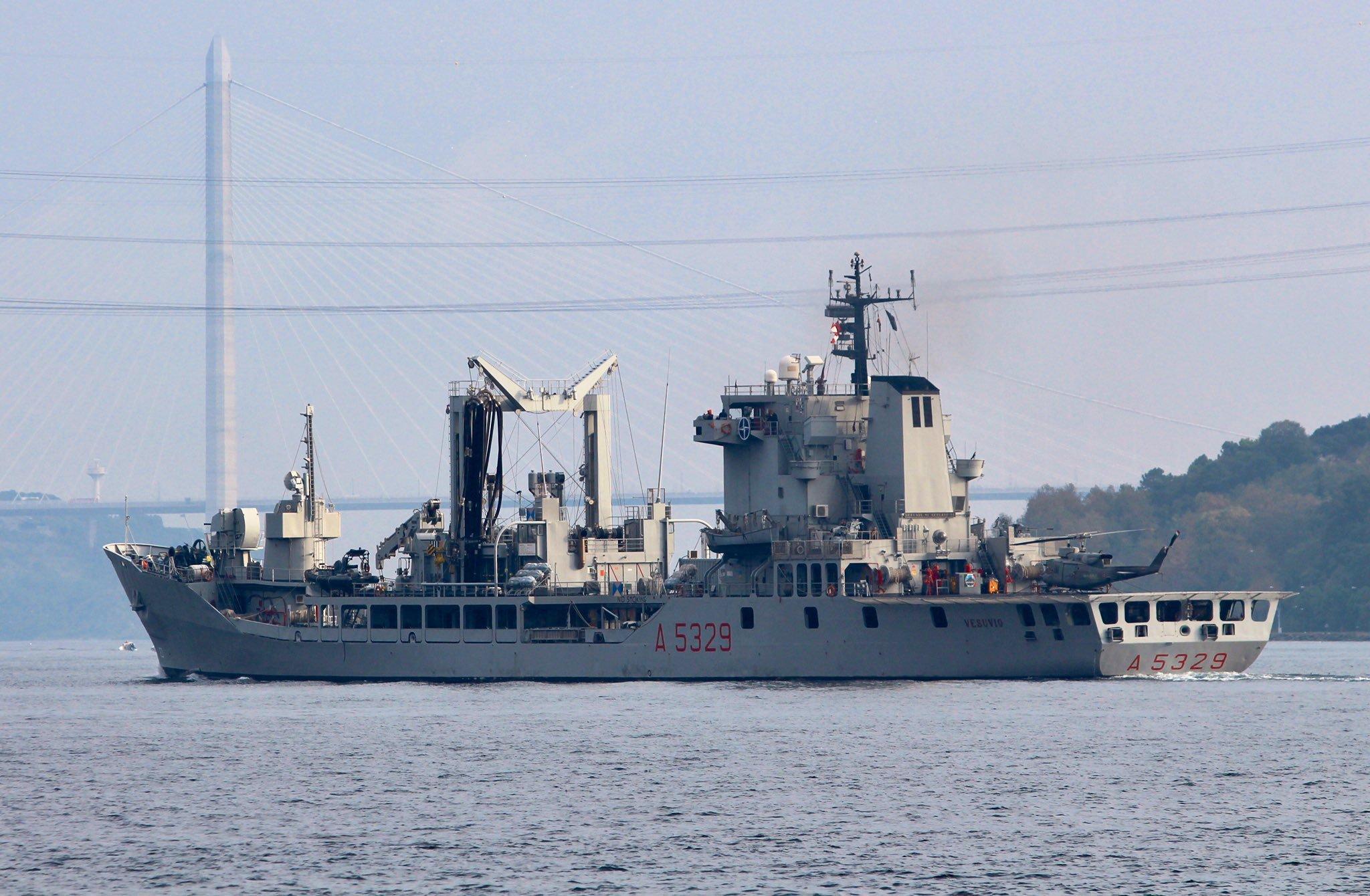 НАТО и Украина проводят учения в Черном море