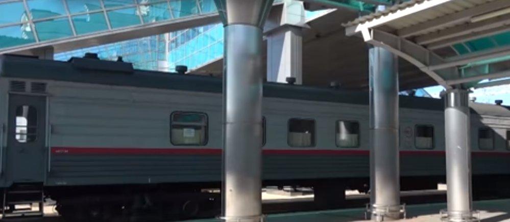 В «ДНР» заявили, что у них нет вагонов для запуска поездов в РФ