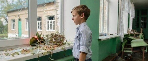 Война на Донбассе коснулась около 200 тыс. детей, – эксперты