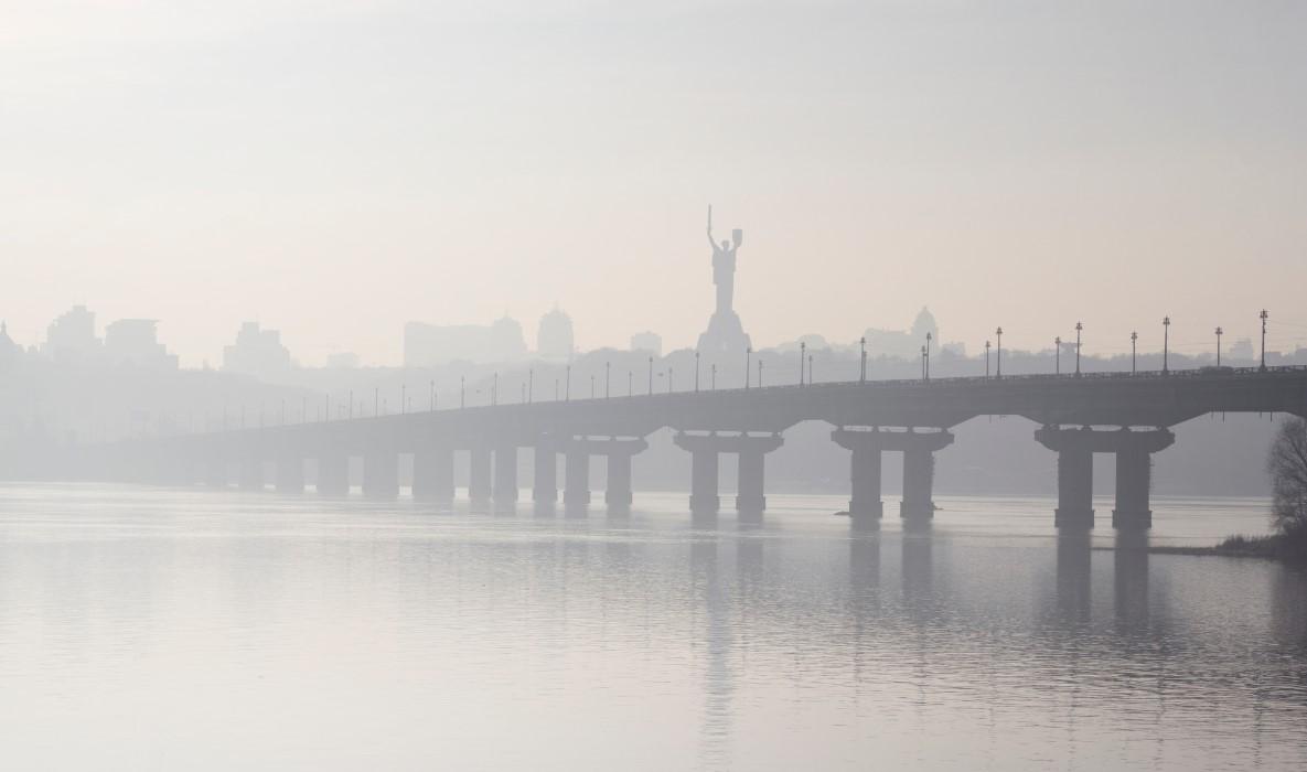 Минздрав сообщил результаты исследования воздуха в Киеве