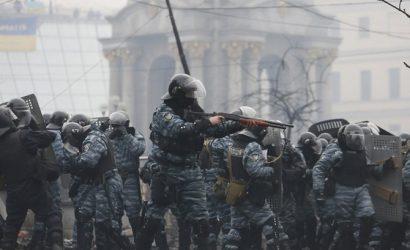 Неудачливый похититель Портнова, разгонявший майдановцев, объявлен террористом