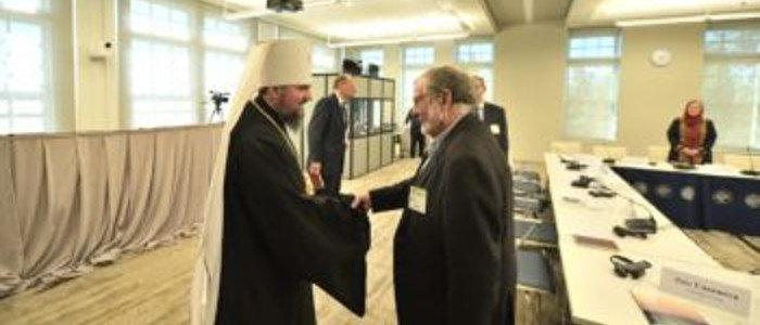 Глава ПЦУ рассказал в США о нарушении прав человека на неподконтрольном Донбассе