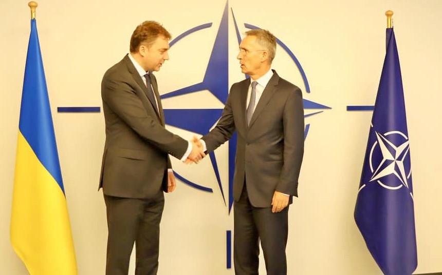 Украина предложила НАТО изменить формат сотрудничества