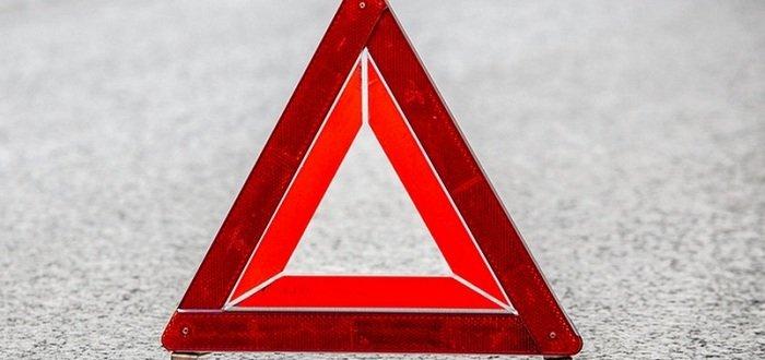 На Луганщине иномарка сбила женщину с двумя малолетними детьми