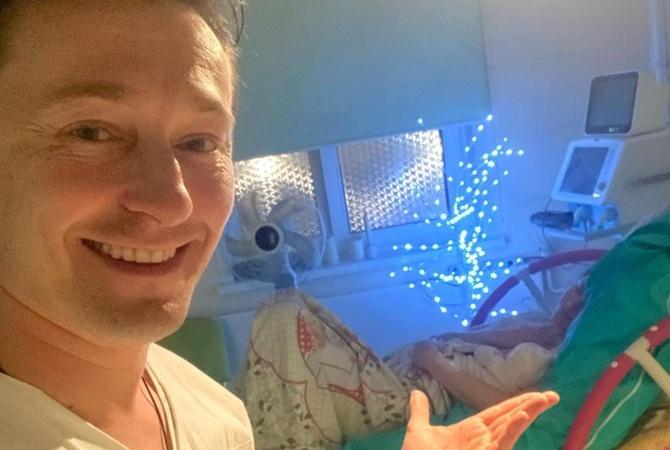 Российский актер Сергей Безруков стал отцом в пятый раз