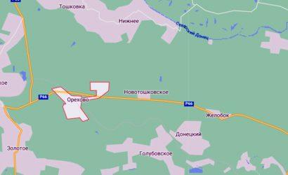 С огорода видны позиции «ЛНР»: Как живут в прифронтовом Орехово (Фото)