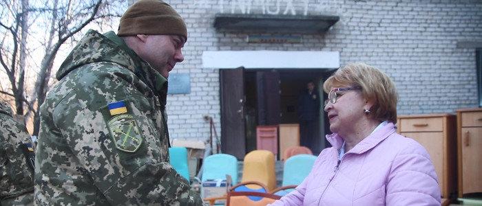 Уровень доверия жителей Донбасса к военным удалось значительно повысить, – Наев
