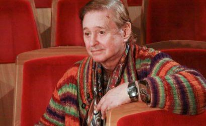Племянница Романа Виктюка: Из Львова в Москву вуйку всегда передавали шкварки. Кто-то даже принес их на могилу