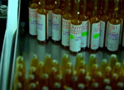 В Рубежном начинают производить лекарство от коронавируса (Видео)