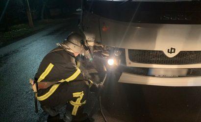 На Донетчине автобус с 7 пассажирами попал в ДТП