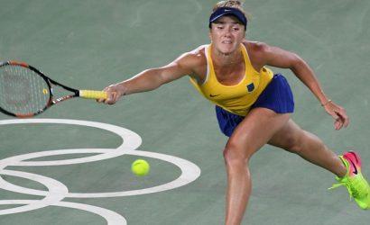 Свитолина не смогла пробиться в финал Олимпиады