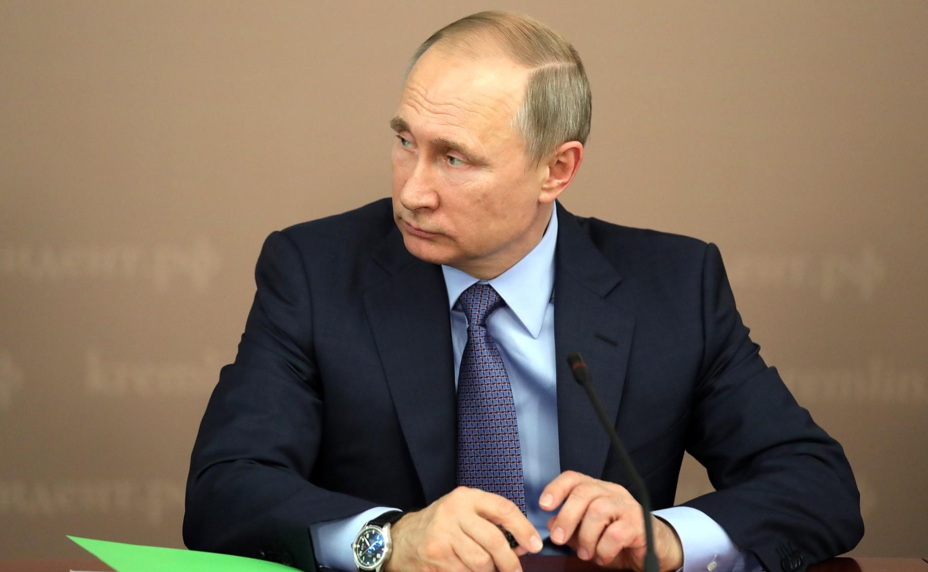 Путин о «нормандской встрече»: всегда готовы