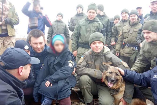 Глава Нацполиции рассказал о спасении мальчика на Волыни: 15 часов бродил по лесу и болотам