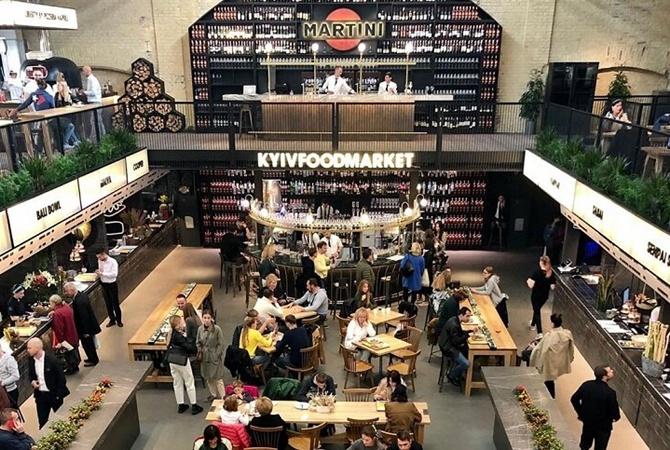 Что это за Kyiv Food Market, в котором Зеленский устроит пресс-марафон