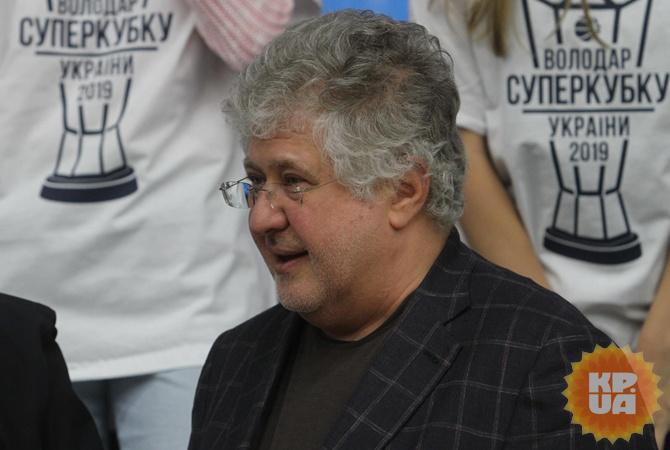 Коломойский о песне про поджог дома Гонтаревой: «Браво!»