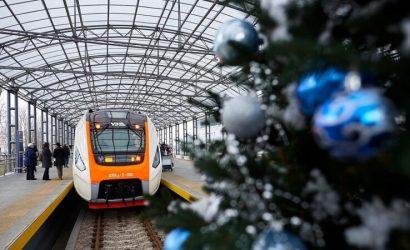 Накануне зимних праздников: «Укрзализныця» добавляет поезда