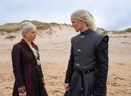 В первых кадрах сериала «Дом дракона» показали главных героев – род Таргариенов