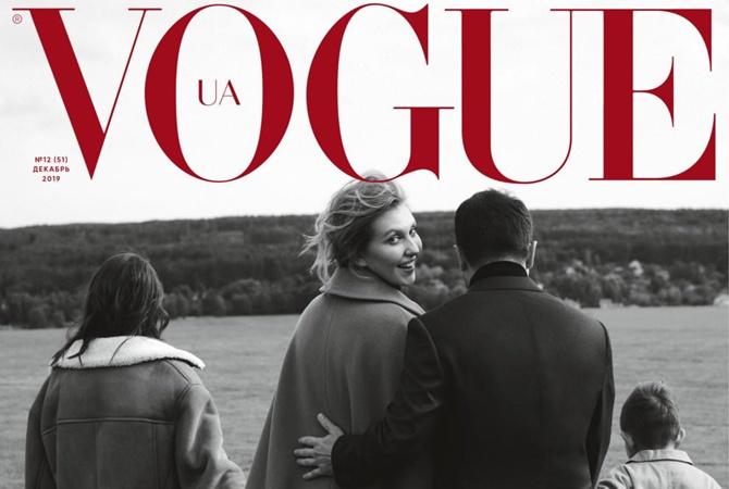 Почему Зеленская снялась для обложки Vogue в одежде от Prada и Celine
