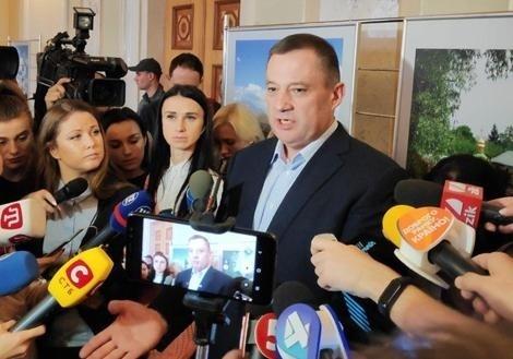 В антикоррупционном суде изберут меру пресечения Дубневичу