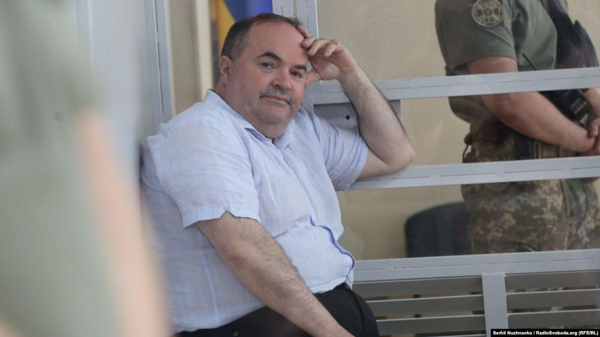 Суд освободил «организатора убийства» Бабченко