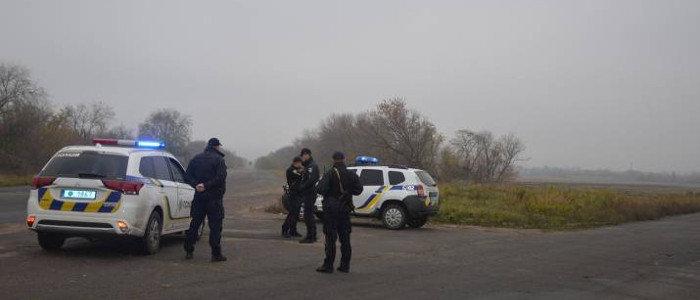 В районе Сватово полицейские провели комплексную  отработку