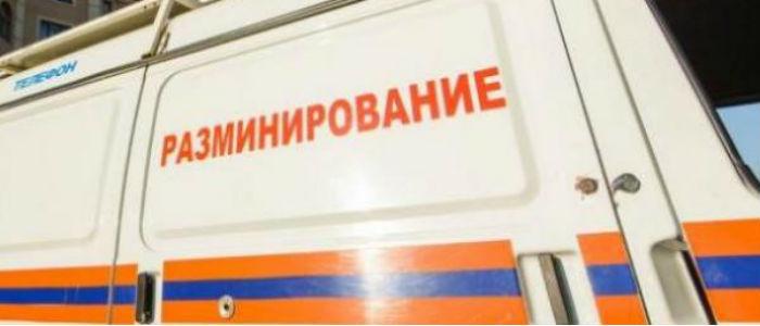 В «ЛНР» искали взрывчатку на трех объектах