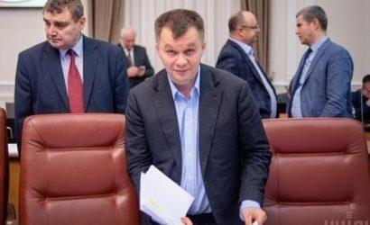 Кабмин нашел новую работу Тимофею Милованову