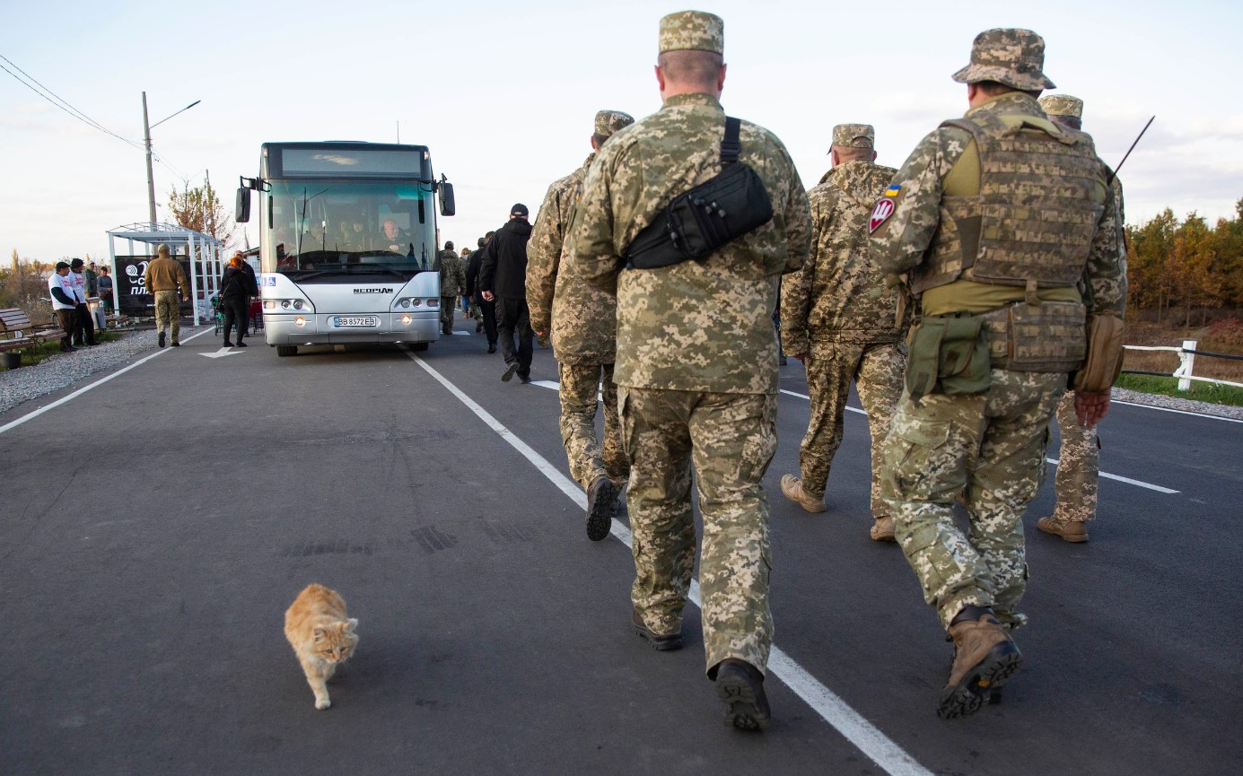 Минобороны: разведение войск возможно только после недели «тишины»