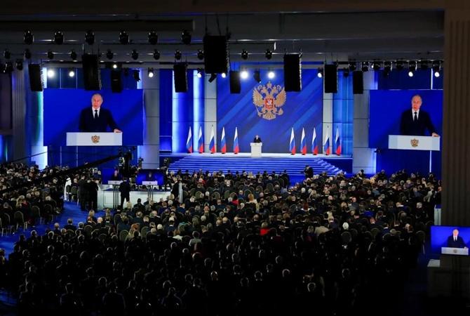 Почему Путин «забыл» в своем послании про Украину