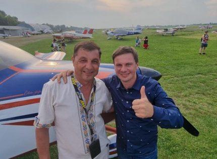 Дмитрий Комаров о погибшем пилоте Табанюке: У Игоря пытались отжать аэродром