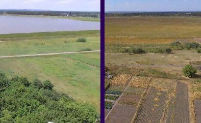 Обезвоженная Донетчина: В Северский Донец качают воду из Днепра