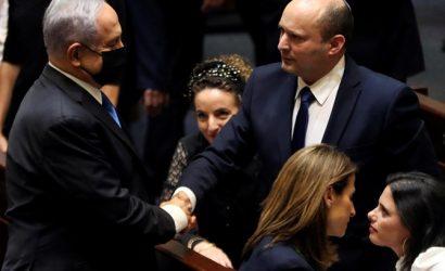 Кнессет отстранил Беньямина Нетаньяху от власти, его заменил Нафтали Беннет