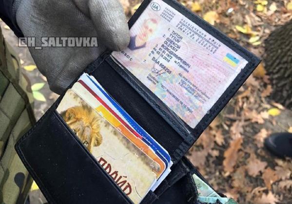 Стало известно имя мужчины, который подорвал себя в Харькове гранатой