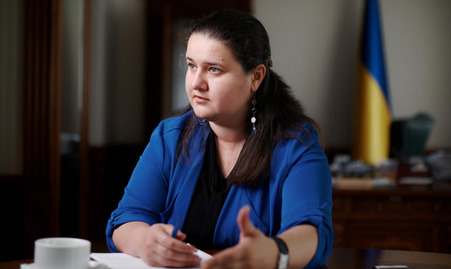 Маркарова рассказала, как добиться роста экономики на 5-7% в год