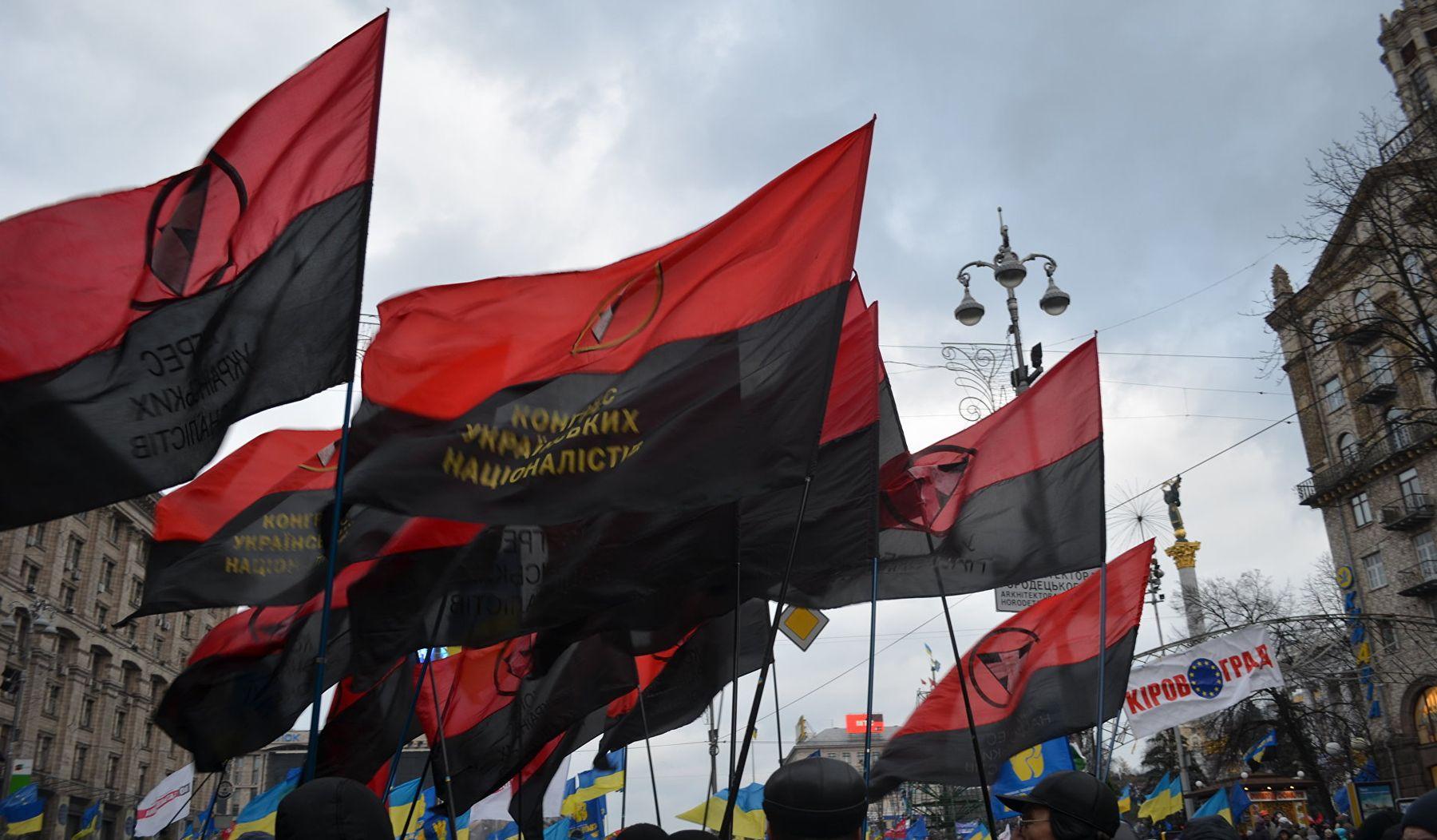 В Раде предложили узаконить флаг УПА
