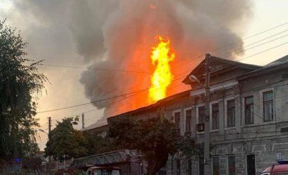 Пожар в харьковской многоэтажке: появилась первая жертва