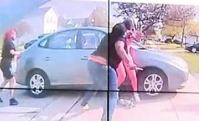 Полиция США обнародовала видео убийства девушки-афроамериканки