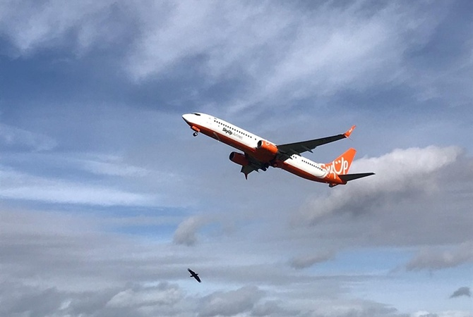 Совладелец SkyUp о трещинах в Boeing: «Проверено абсолютно все»