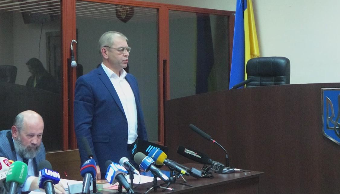 Портнов отреагировал на арест Пашинского