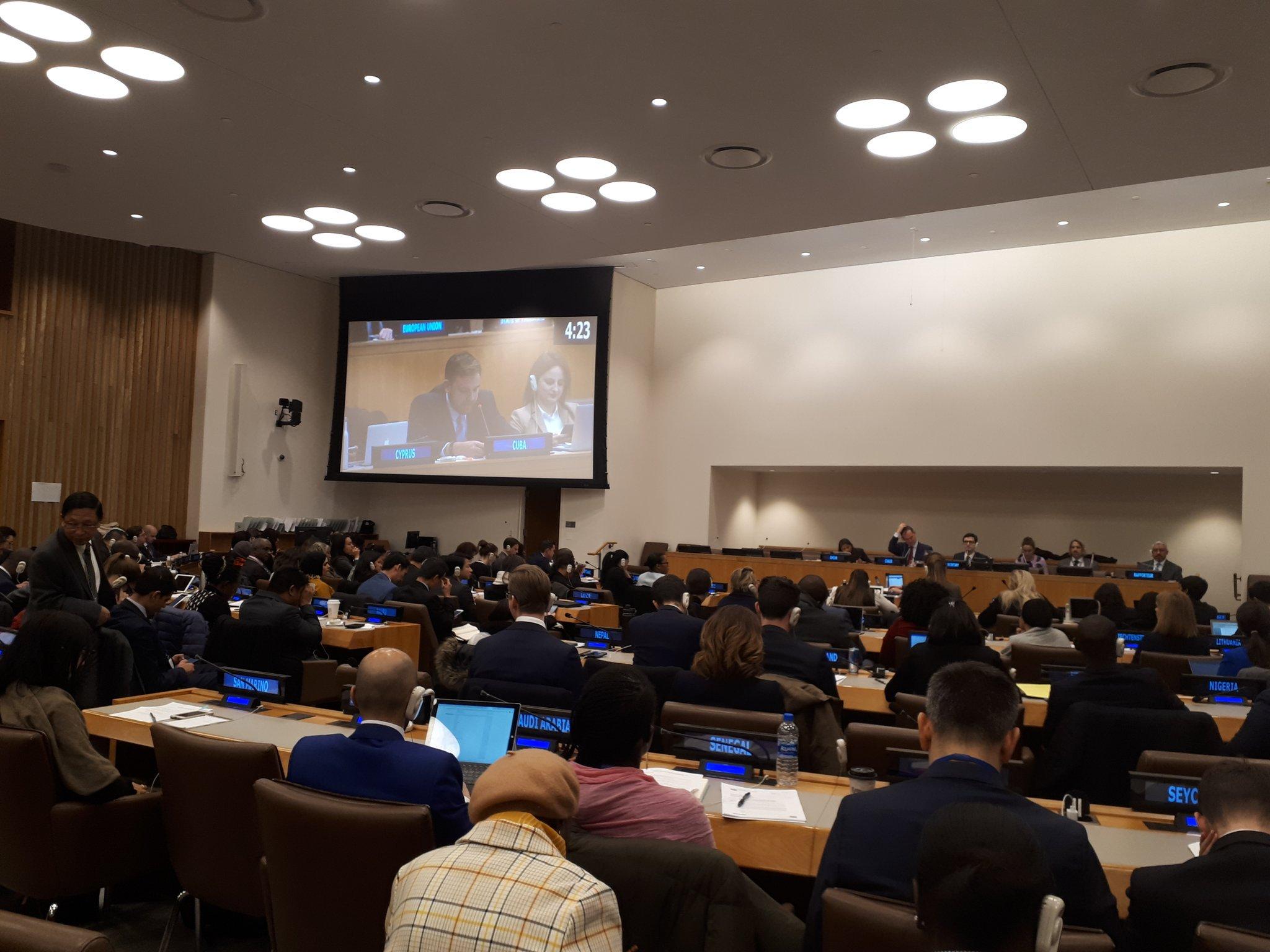 МИД: дипломат РФ угрожал членам ООН при принятии резолюции по Крыму