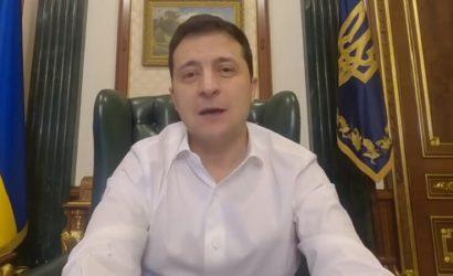 Не будем портить праздник: Зеленский пообещал, что в декабре локдауна не будет (Видео)