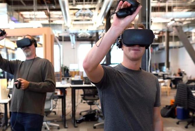 Метавселенная: как Марк Цукерберг переселит нас в виртуальность