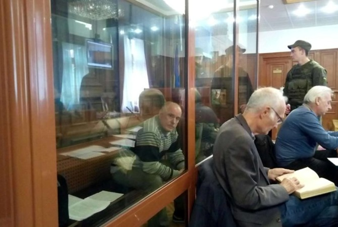 Суд отложил рассмотрение жалобы Пукача, осужденного за убийство Гонгадзе