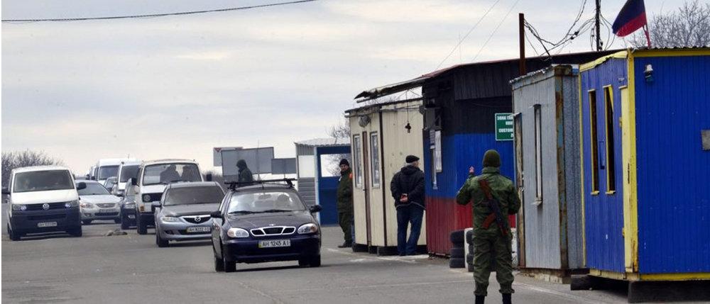 Три автомобиля раз в полчаса: В ОБСЕ рассказали о ситуации на «республиканском» КПП «Александровка»