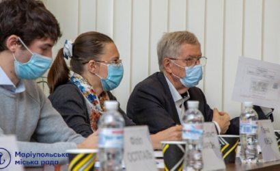 Совместно с французами: В Мариуполе определяют локацию будущего водоочистительного завода