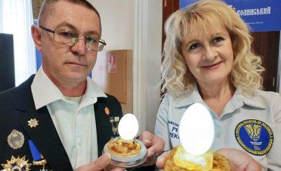 Фаберже из Владимира-Волынского установил еще два мировых рекорда