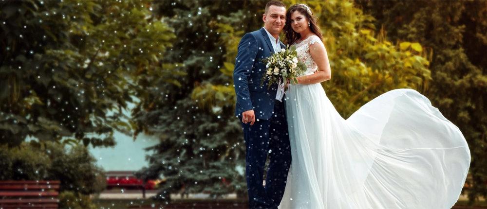 Военные, из «ДНР» и местные: Как женятся в прифронтовом Курахово (Фото)