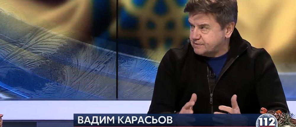Большие политики должны отреагировать на закупку Украиной электроэнергии у России, – Карасев
