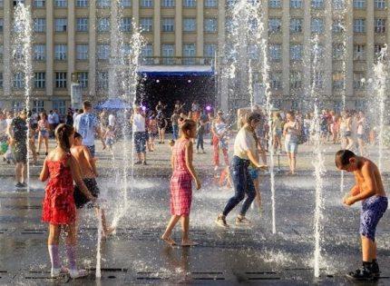 Адская жара +40. Директор «Укргидрометцентра» посоветовал готовиться к жаркому лету