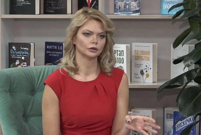 Клитина требует уволить главу Укрзализныци